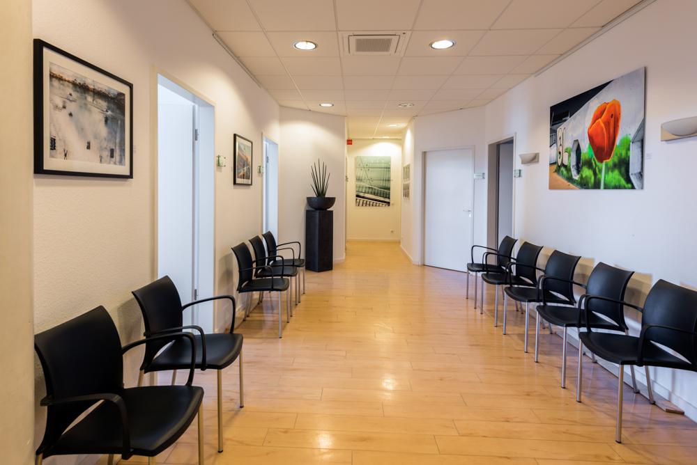 Ausstellung Augenzentrum GL